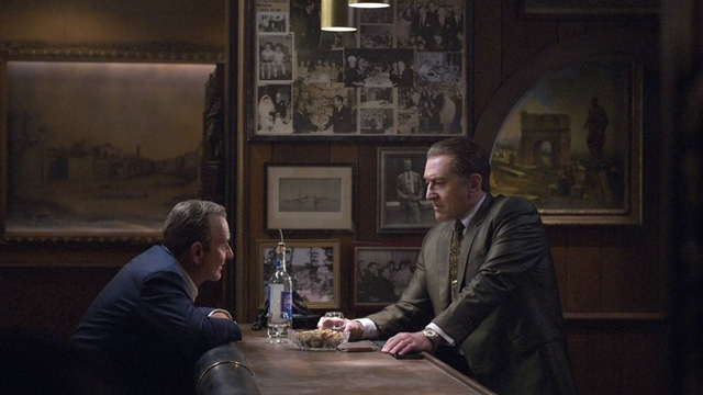Scorsese's 'The Irishman' to premiere at New York Film Fest