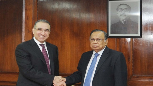 Egyptian investors keen to invest in Bangladesh: Envoy