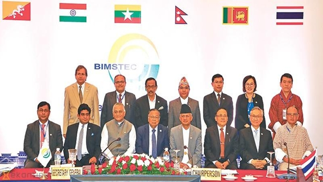 BIMSTEC foreign ministers agree on projects worth $50b