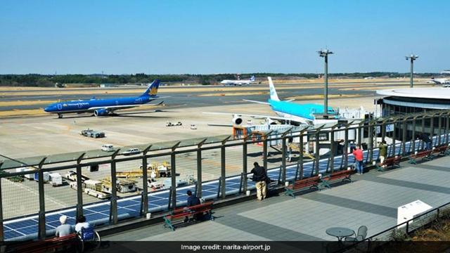 Bomb scare briefly closes runway at Japan's Narita airport