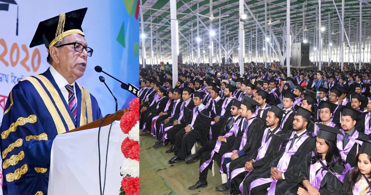 Perform your duties with honesty, President urges VCs