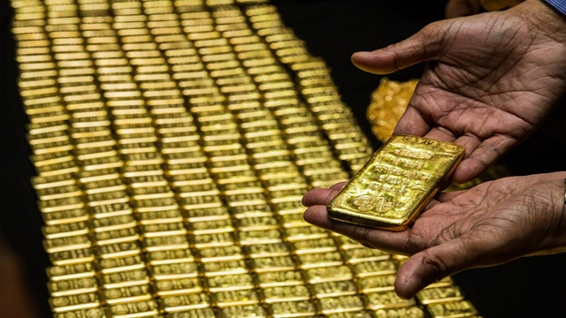 4kg gold seized from Osmani Airport