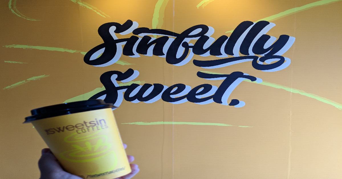 New Additions at The SweetSin Coffees