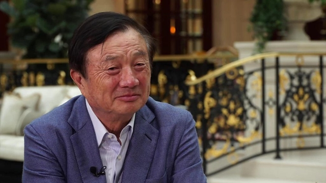 Huawei CEO Ren Zhengfei coming on facebook live on Monday