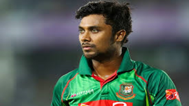 Sabbir banned from int'l cricket for 6 months
