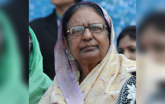 Sahara Khatun passes away