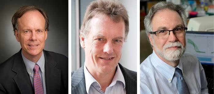 Three scientists win Nobel in medicine