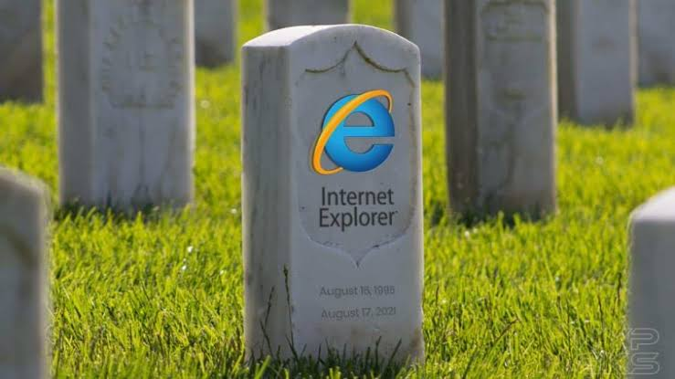 Microsoft is finally retiring Internet Explorer