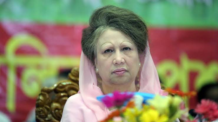 Khaleda Zia tests positive for Covid-19