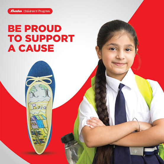 Bata collaborates with UCEP to help underprivileged children