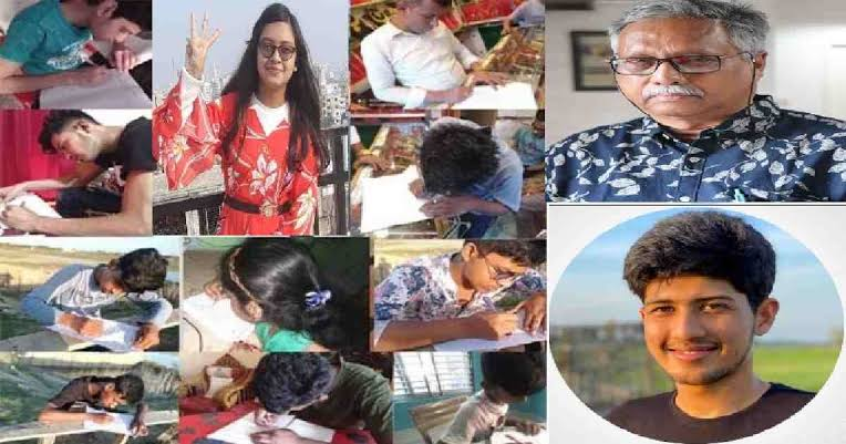 Prof. Ainun Nishat joins Bangladeshi teenager's climate campaign