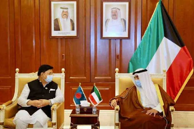 BD urges Kuwait to open flights soon to take back expats