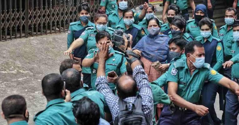 TIB condemns detention of Rozina; demands immediate release