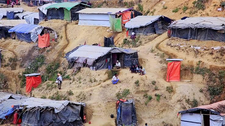 CSOs Demand Ban Plastic in Rohingya Camps