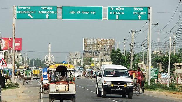 Dhaka-Sylhet highway to be made four-lane with $2.0b ADB funding