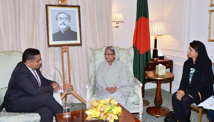 UK lauds PM Hasina's leadership in tackling climate change