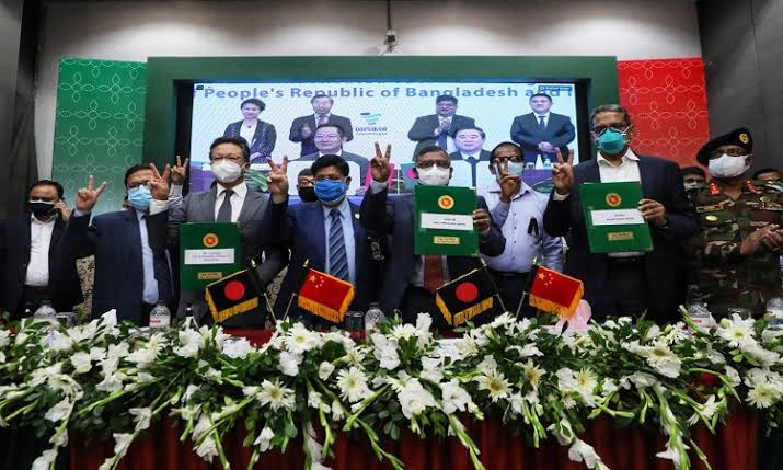 Co-production of Vaccine: Dhaka, Beijing sign deal