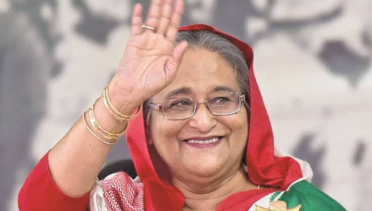 Sheikh Hasina's glorious 12 years in office