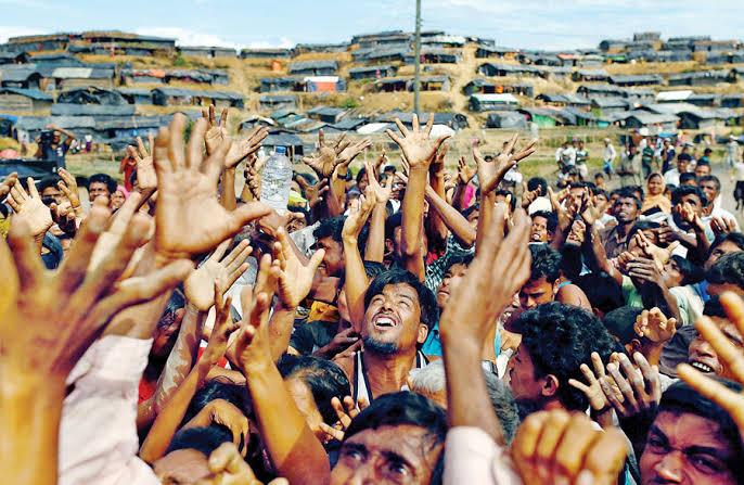 Donors pledge $600m for Rohingya to meet aid shortfall