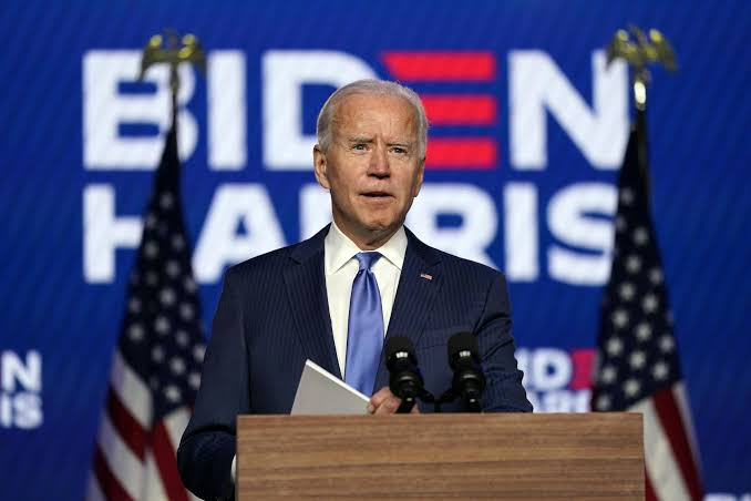 Joe Biden vows to 'unify' country in victory speech