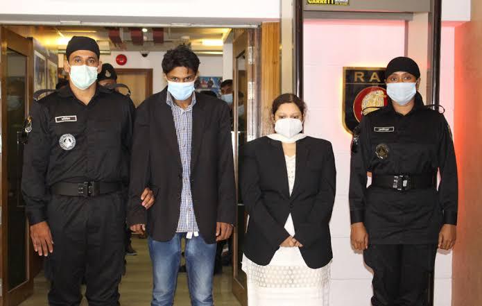 Fraud medical scientist Ishrat Rafique arrested