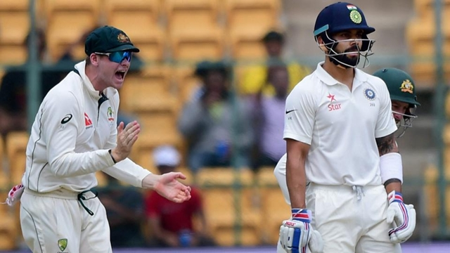 Virat Kohli loses top spot to out-of-action Steve Smith