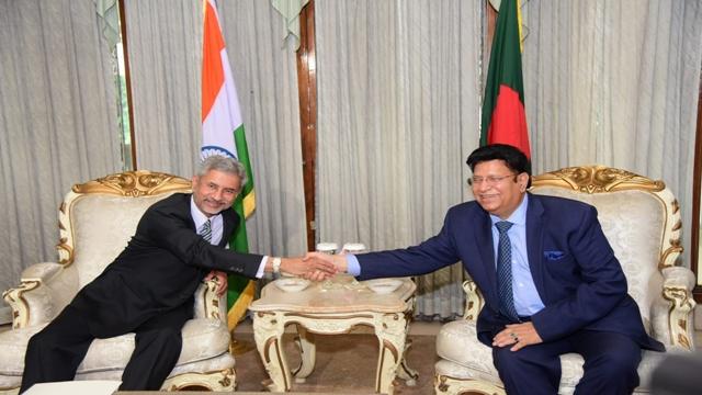 Dhaka-Delhi bilateral talks underway