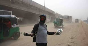 Dhaka's air 2nd worst in the world