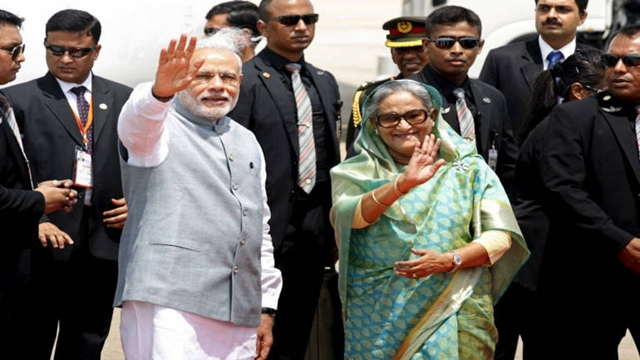 PM Hasina-Indian PM Modi meeting on August 31