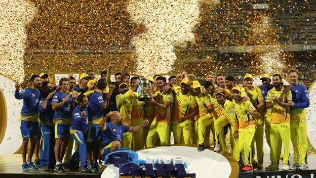 Watson ton takes CSK to 3rd IPL title