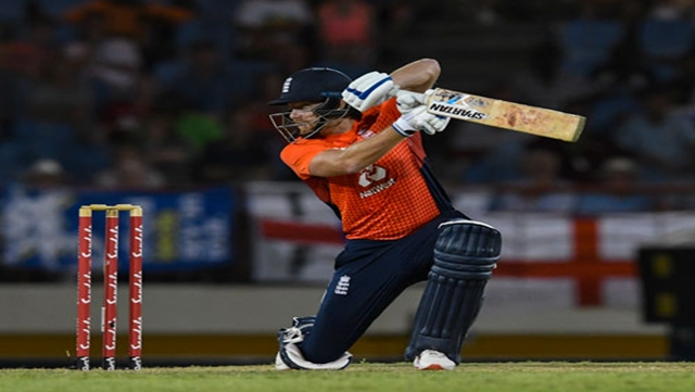 Bairstow powers England to win in opening T20I
