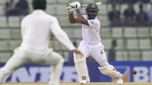 Imrul Kayes dropped from second Test