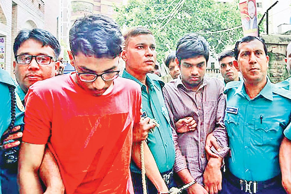 Abrar murder: Amit, Toha on 5-day remand