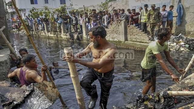 Body of 6-year-old girl retrieved from Dhaka canal