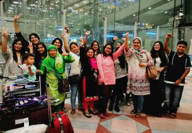 'Lady Travelers Bangladesh': Stepping up with confidence