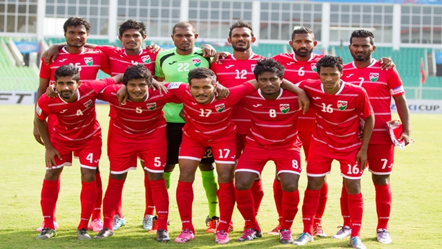 Maldives in final of SAFF Suzuki Cup