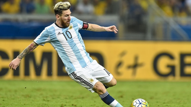 ' FIFA Football Awards Lacks 'Credibility' Without Messi'