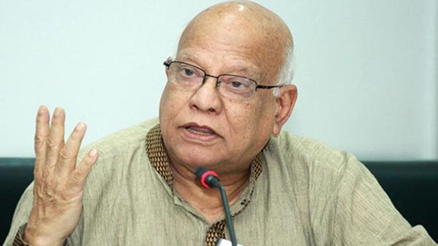 Jobless growth a troublesome matter: Muhith