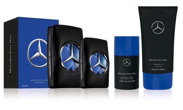 Perfume of Mercedes-Benz brand begins in Dhaka