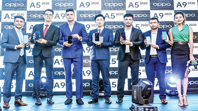 OPPO launches 'A9 2020'