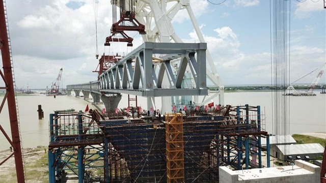 BR announces start of Padma Rail Link project work