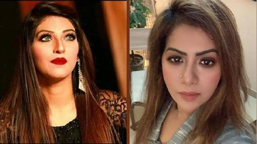 Model Faria Mahbub Piyasha, Mou Akter detained