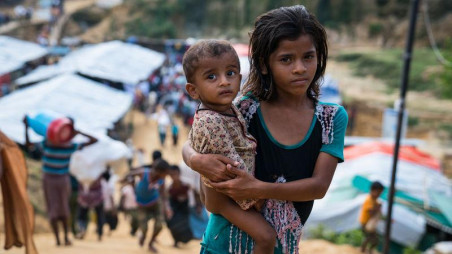 UNHCR, aid partners call for renewed and strong support for Rohingya refugees