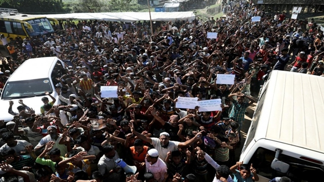 2 years of Rohingya influx: 43 murders in camps, 32 killed in gunfights