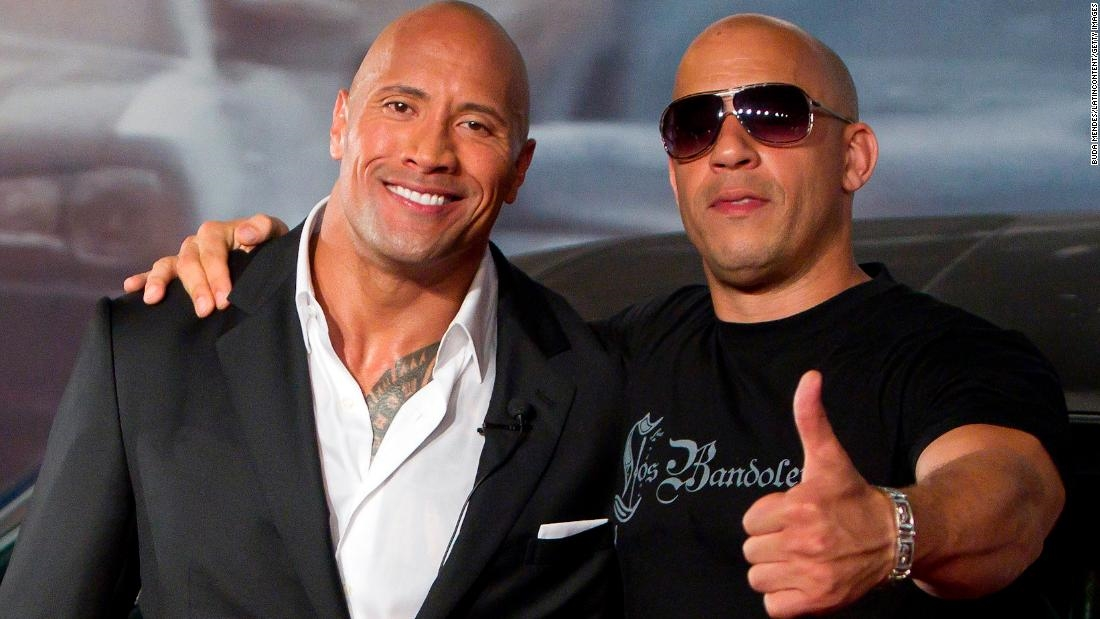 Dwayne hints at 'Fast and Furious' reunion with Vin Diesel