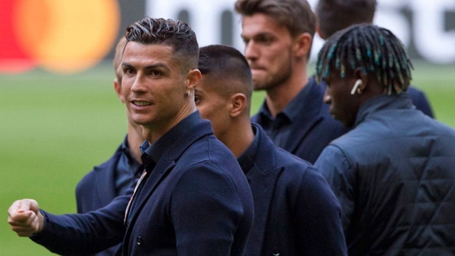 After injury layoff, Ronaldo expected to start against Ajax