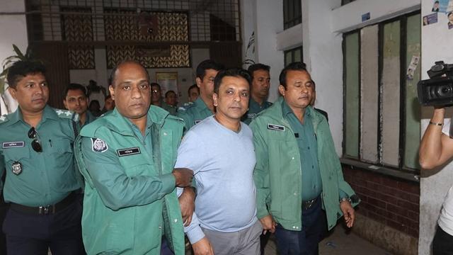 Eskaton double murder: Ex-MP's son Rony gets life imprisonment