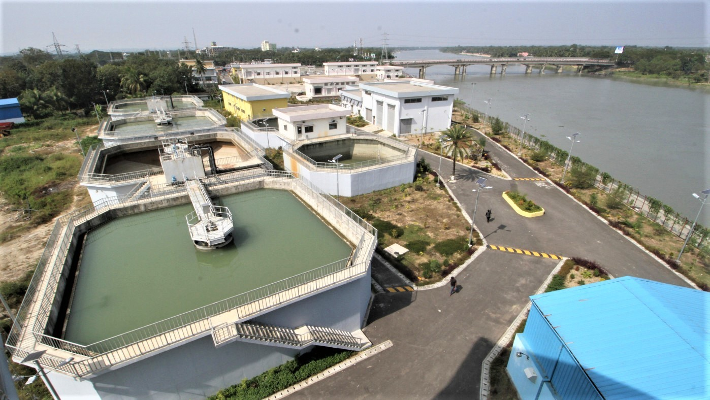 PM opens water treatment plants in Khulna, Chattogram