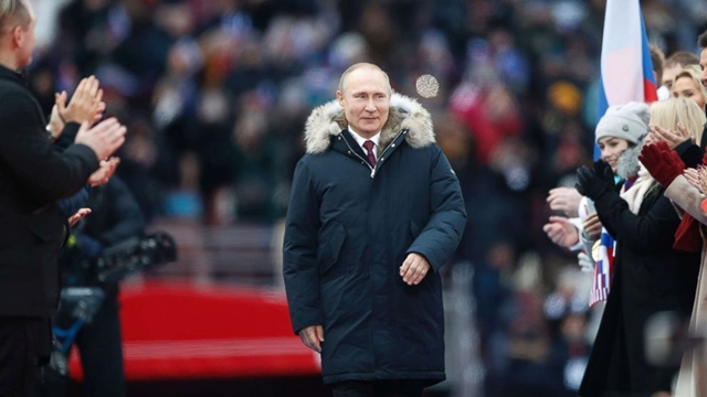Why Putin is still genuinely popular in Russia