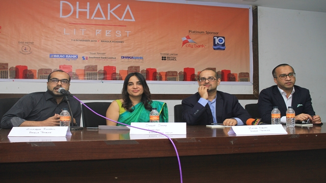 9th Dhaka Lit Fest set kicks off Thursday